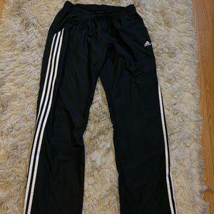 Adidas Sweatpants Wide Leg